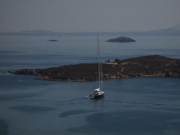 voilier Patmos