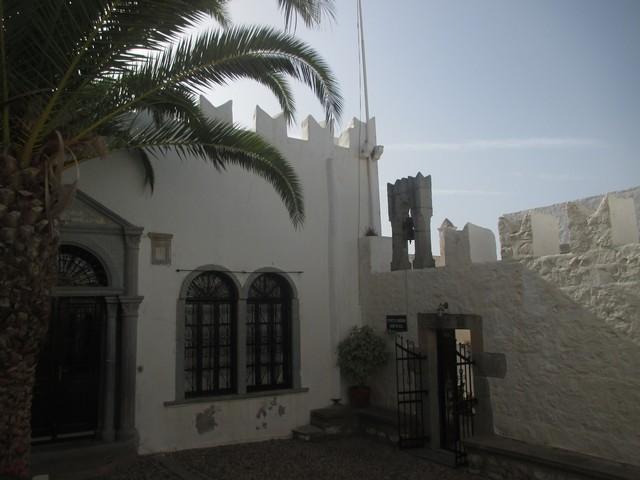 monastère de Patmos