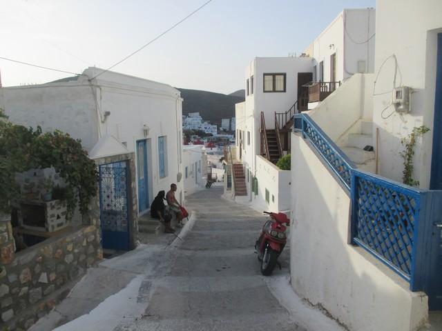 ruelles de Skala Astypalea