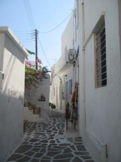 ruelle Naoussa Paros
