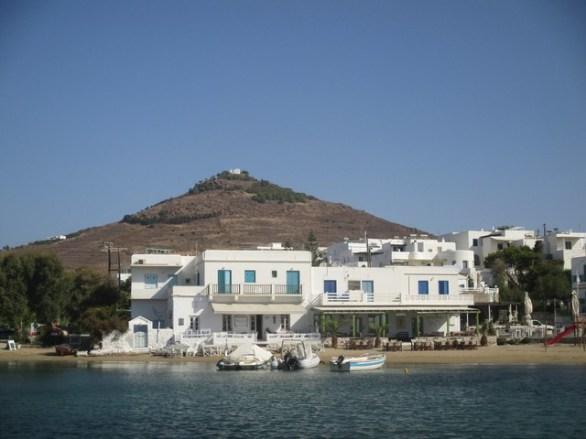 village Paros