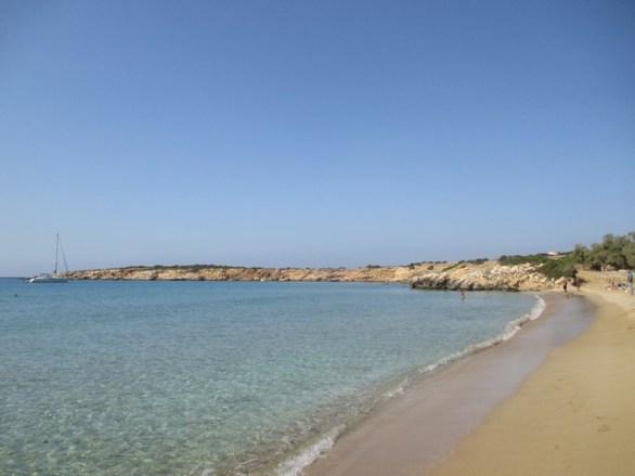 plage de Faragas