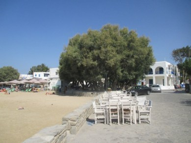 village de Alyki Paros