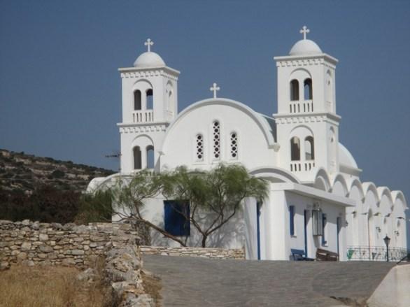 église Paros