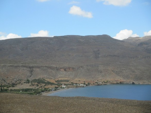 baie de Zakros Crète