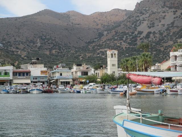 Elounda Crète