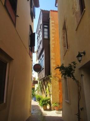 centre historique Chania Crète