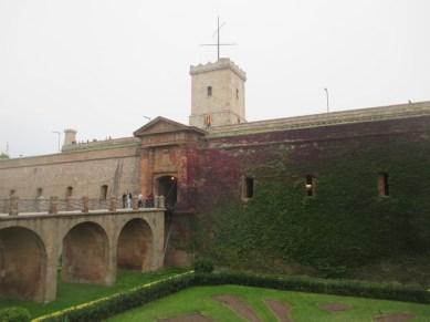 Chateau Parc Montjuic