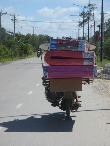 sur les routes de Phu Quoc