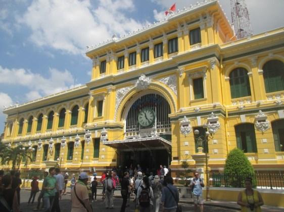 La Poste de Saigon