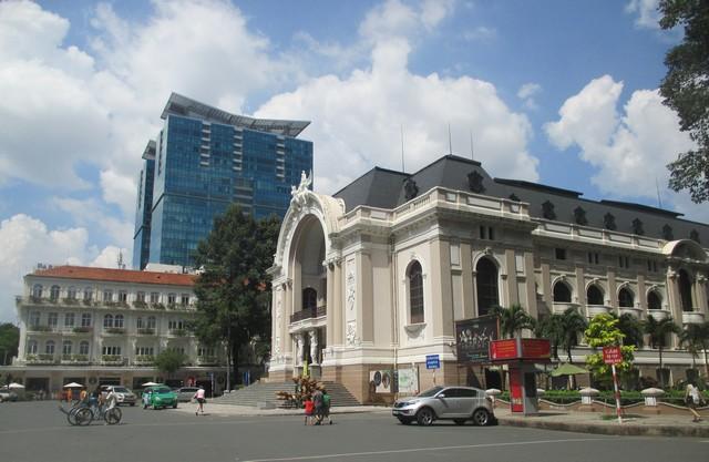 L'opéra de Saigon