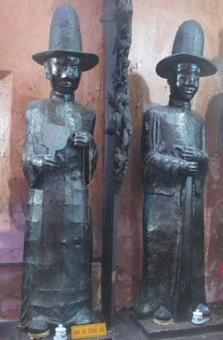 Pagode de l'empereur de Jade Saigon