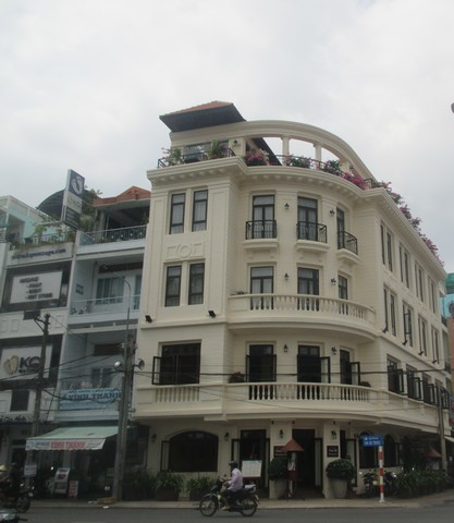 Hotel et restaurant Nam Bô à Can Tho