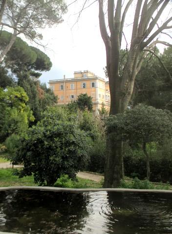 parc Celio Rome
