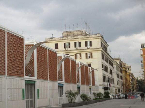 quartier de Testaccio Rome