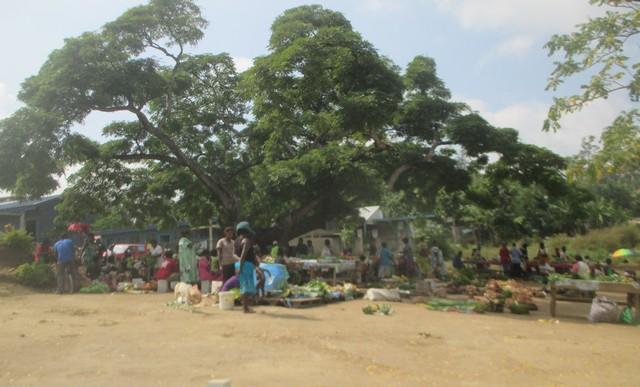 marché Vanuatu