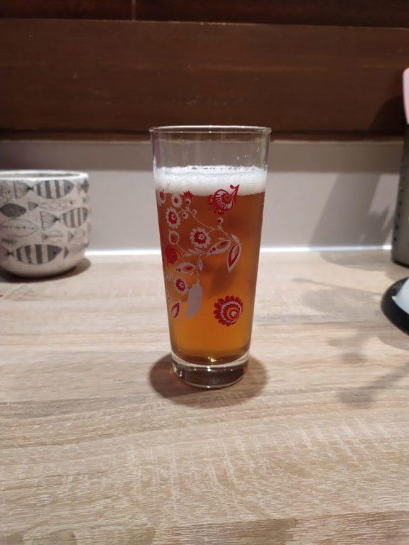 recette bière ambrée
