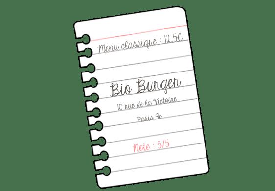 notebookbioburger