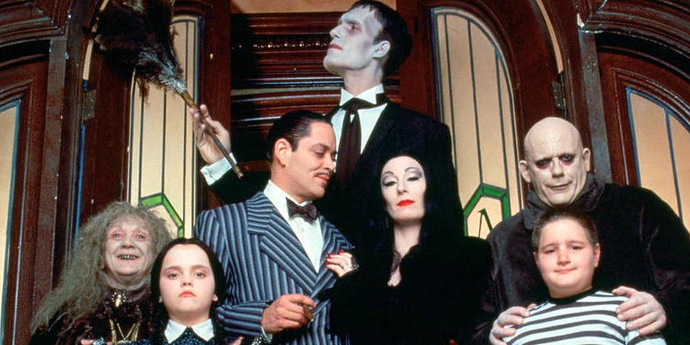La Famille Addams film parfait pour les froussards à Halloween