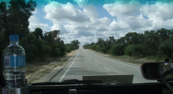 Photo route WA