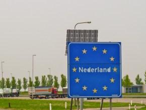 Photo panneau Nederland