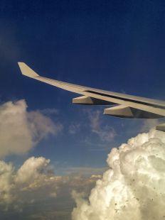 Photo aile avion