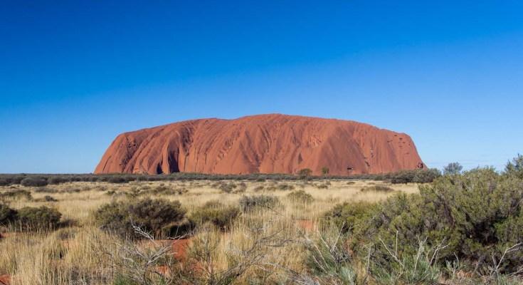 Photo Uluru Ayers Rock