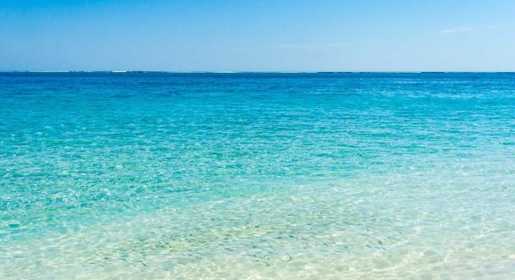 Photo océan Turquoise Bay