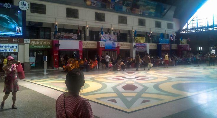 Photo gare Bangkok