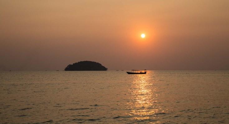 Photo coucher de soleil