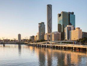 Photo centre-ville Brisbane