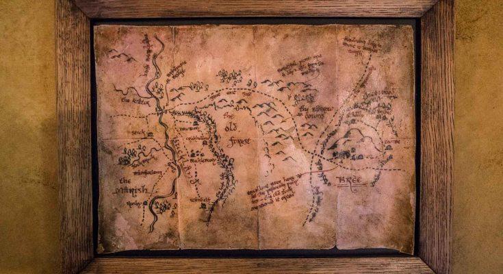 Carte Comté