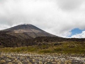 Photo volcan