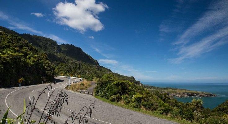 Foto route NZ