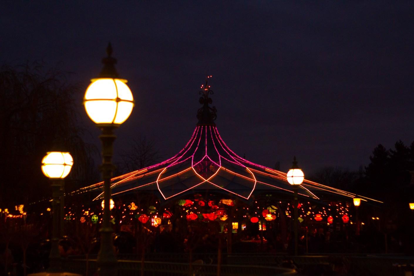 Disneyland à Noël - Carnets d'Alice