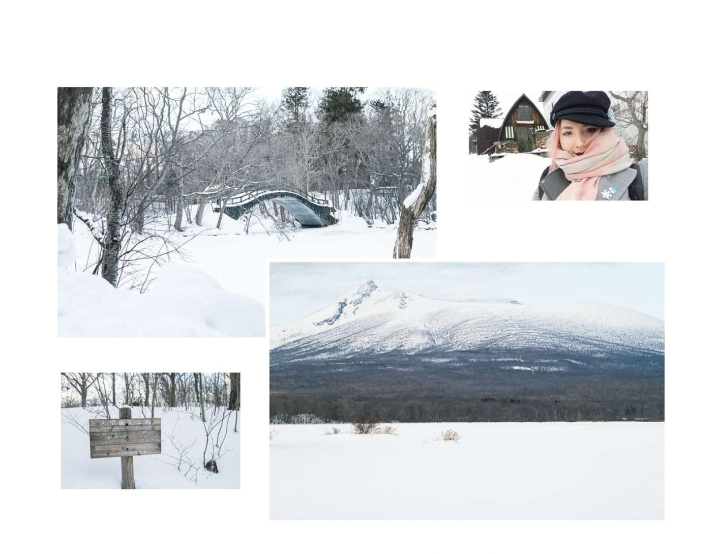 Hokkaido, Onuma Koen, Blog Japon