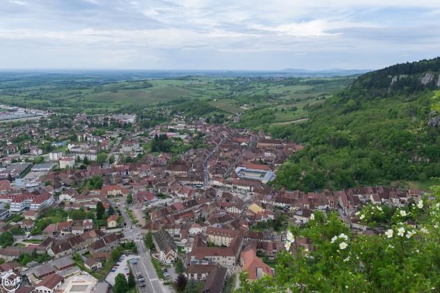 Poligny Capitale du Comté