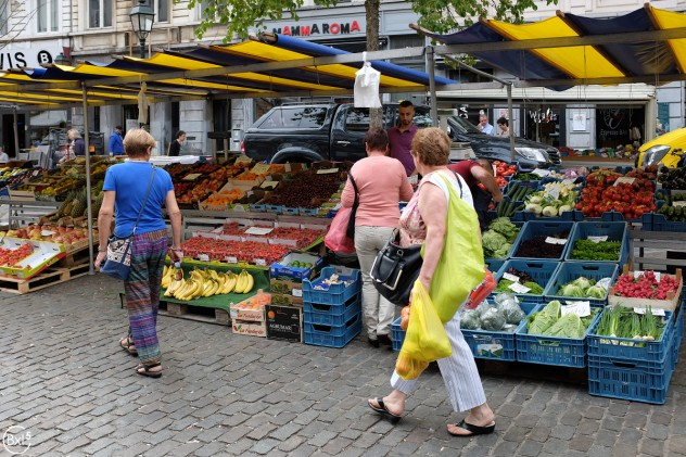 Marché Parvis St-Gilles - 004