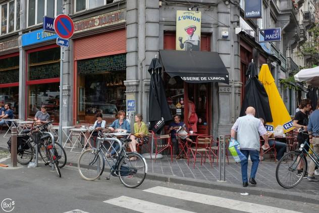 Marché Parvis St-Gilles - 024