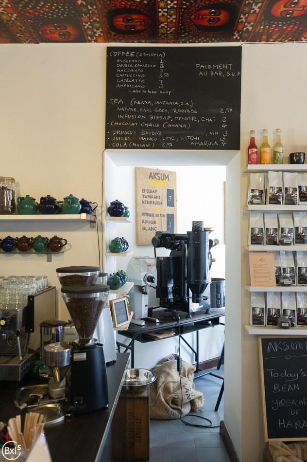 Aksum Coffee House - 025