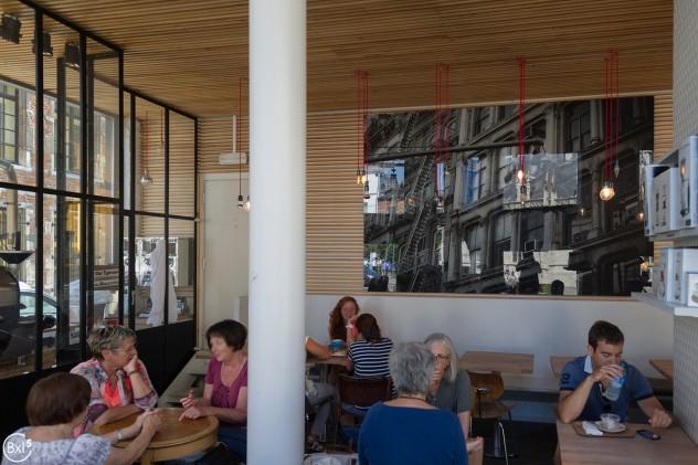 Le Café du Sablon - 016