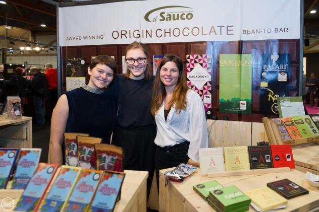 Salon Du Chocolat 2016 - 020