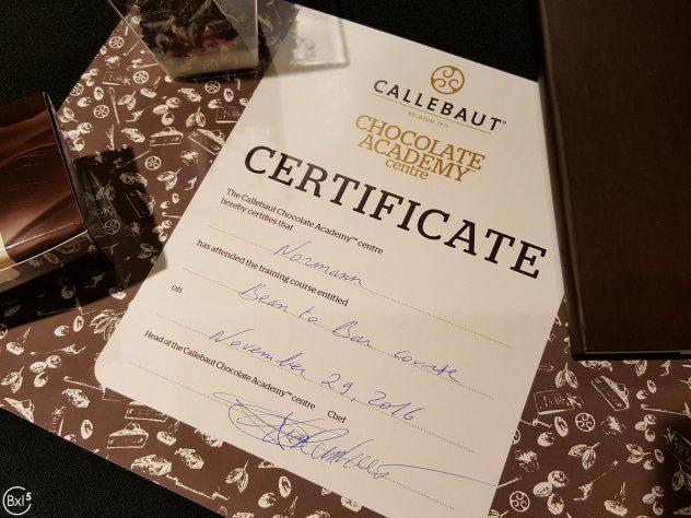 Callebaut Bean To Bar - 010