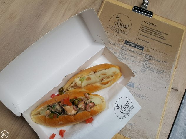 Be My Stoemp Sausage Retailer - 019