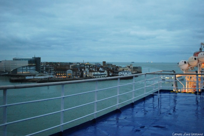portsmouth vu brittany ferries
