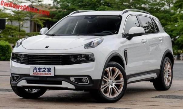 Lynk & Co 01 SUV