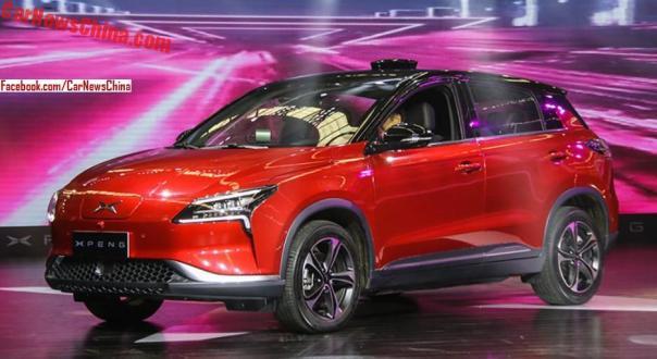 XPeng Motors