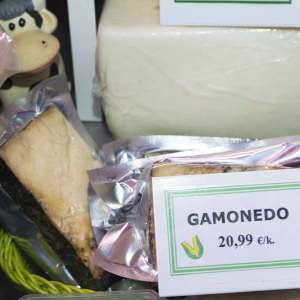 Queso Gamonedo en Gijon