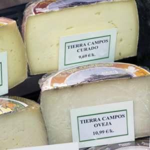 queso tierra campos en gijon