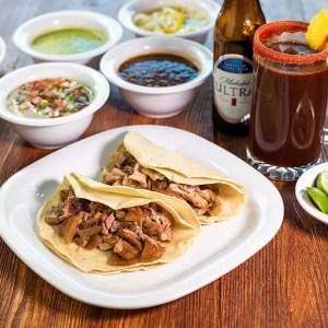 Tacos - Carnitas Don Raúl